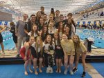 Girls Swim & Dive 2020 - VHSL Class 3 Runner-Up
